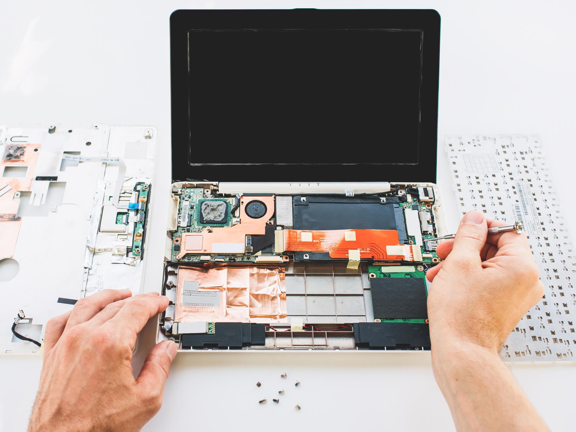 Notebook Reparatur