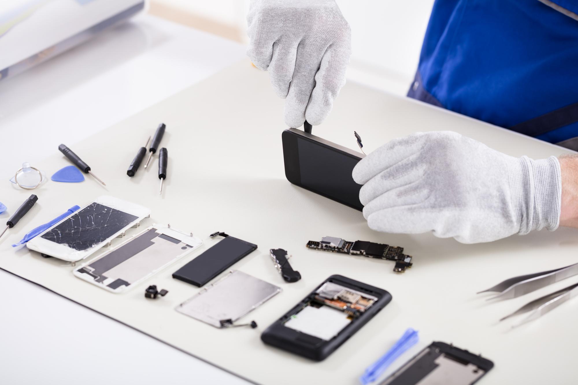 Handy Reparatur Schulungen